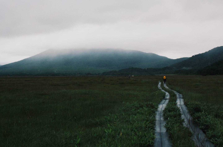 oze feuchtgebiet in japan