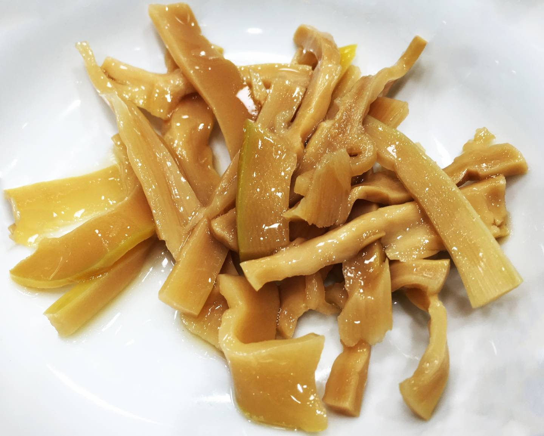 fermentierte Bambussprossen