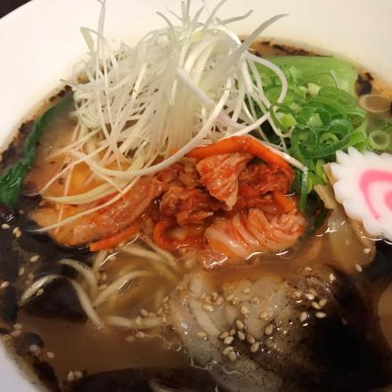 Kimchi Negi Shoyu Ramen