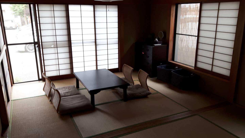 Tatami-Zimmer