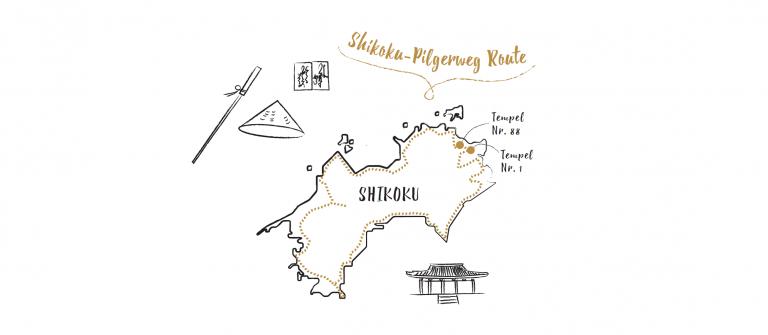 Shikoku Pilgerweg