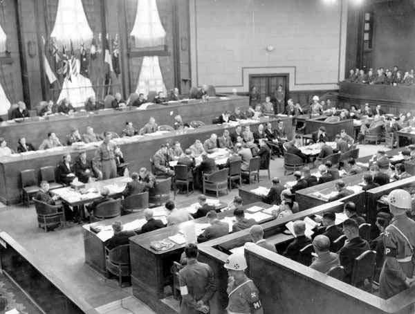Internationales Militärtribunal für den Fernen Osten (1946)