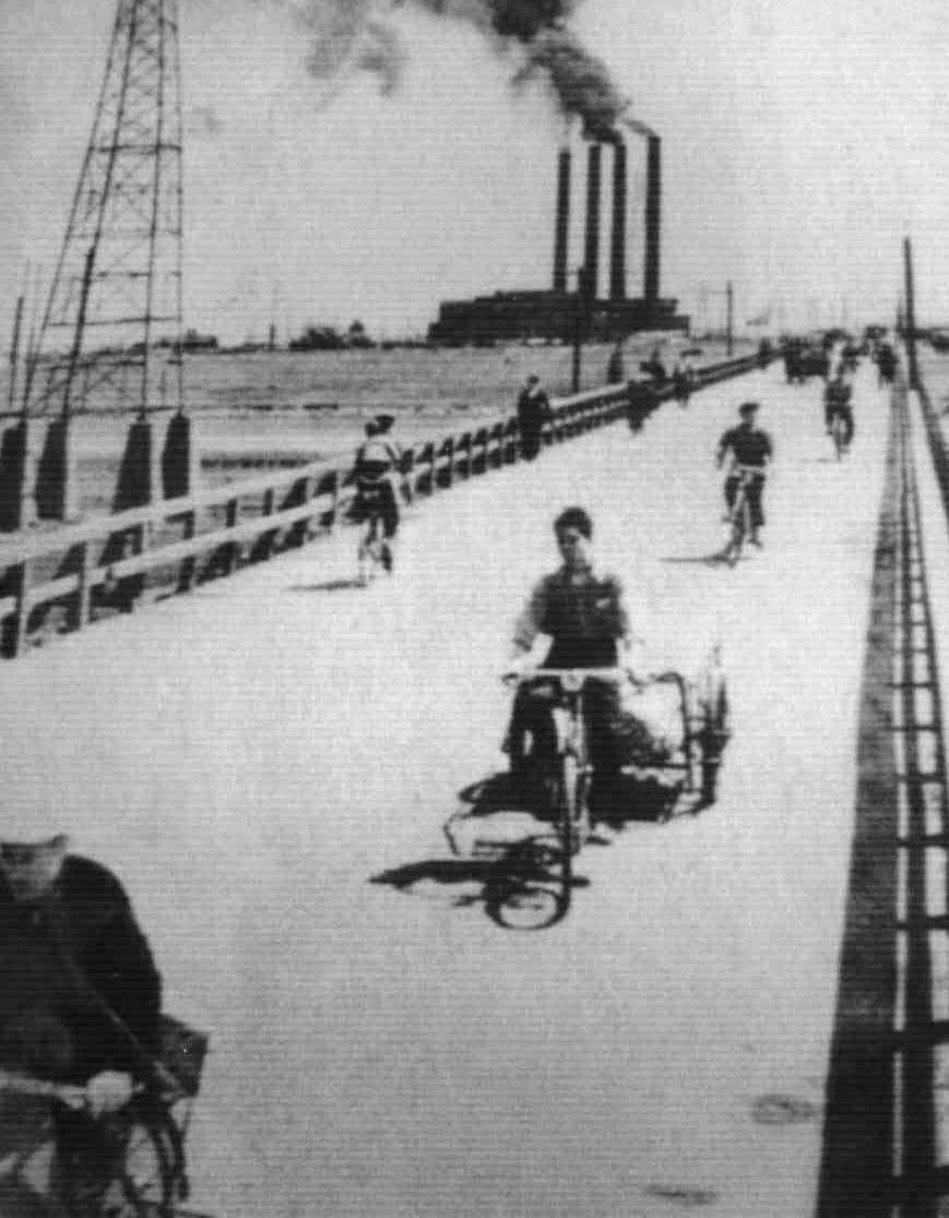 Obake-entotsu, Tōkyō (1954)