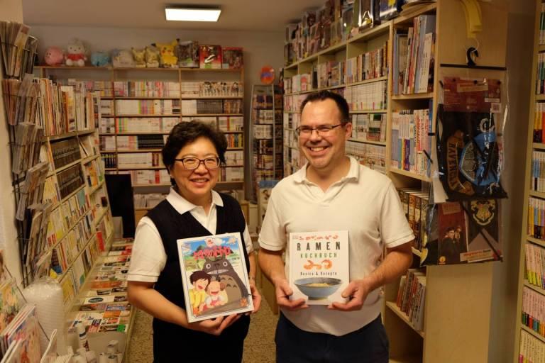 Buchhandlung Takagi