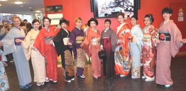 JapanFestival Berlin-Kimonos