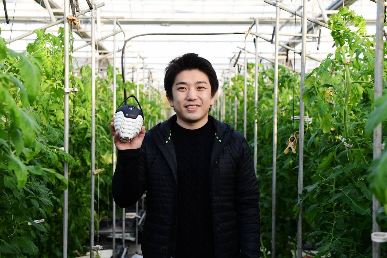 tomatensensor plantect