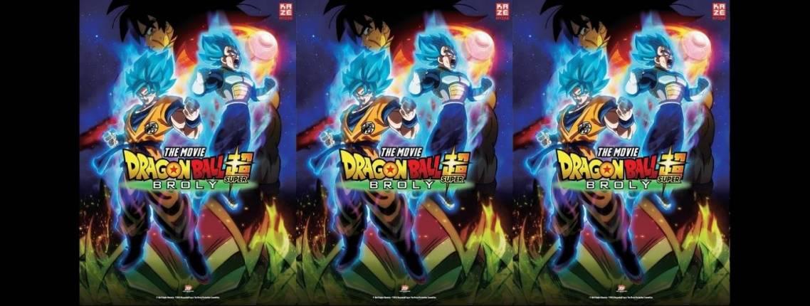 Dragon Ball Super: Broly Plakat