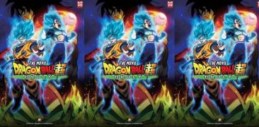 Dragon Ball Super: Broly Plakat