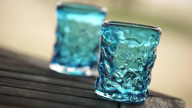 Ryūkyū-Glaswaren