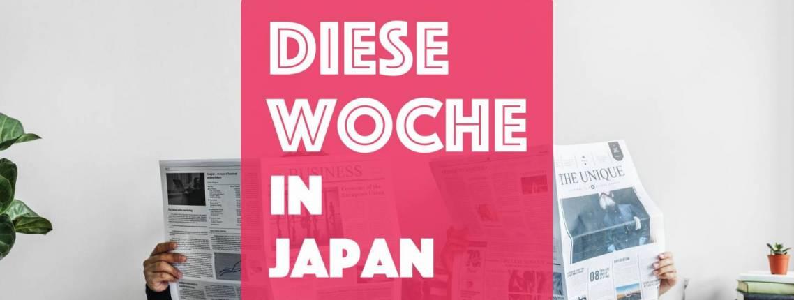 Diese Woche in Japan Banner