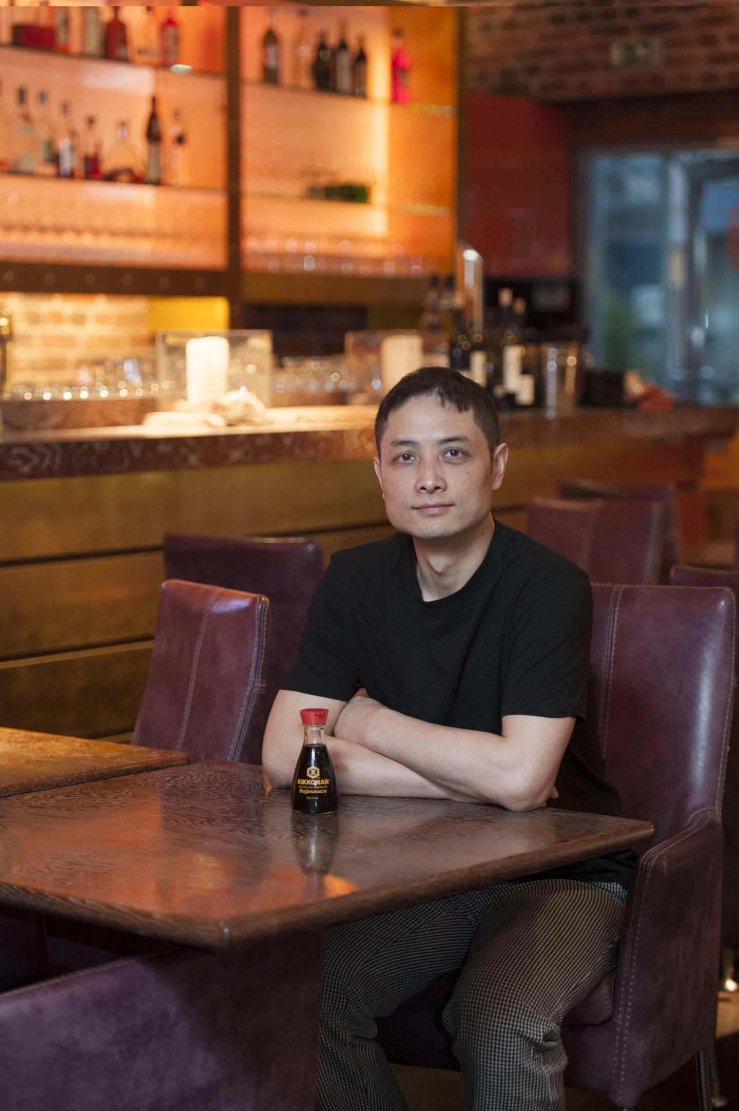 wang zhiqiang kikkoman