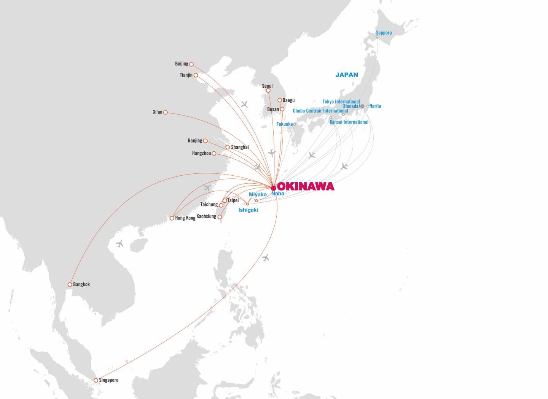 Flüge nach Okinawa
