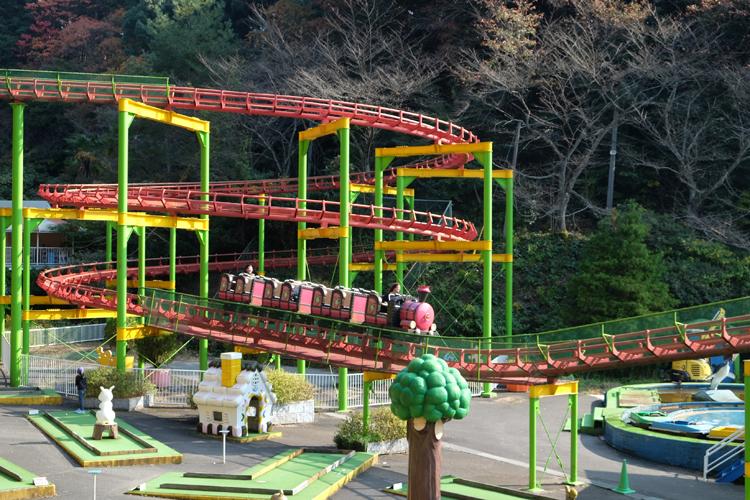 Dazaifu-Vergnügungspark