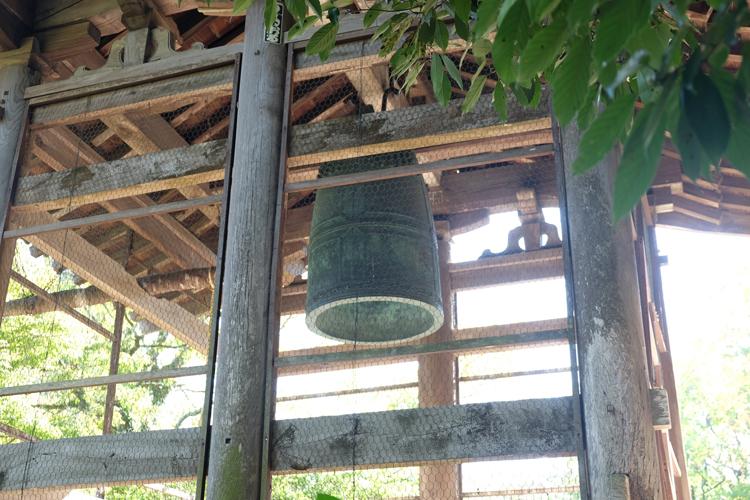 Kanzeon-ji tempelglocke
