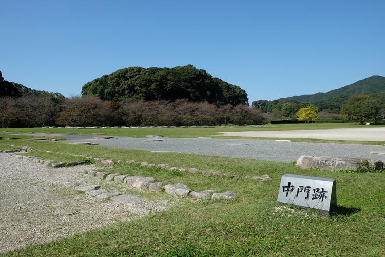 dazaifu ruine