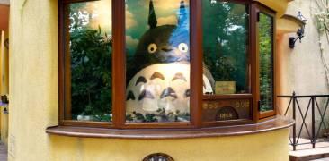 ghibli museum eingan totoro