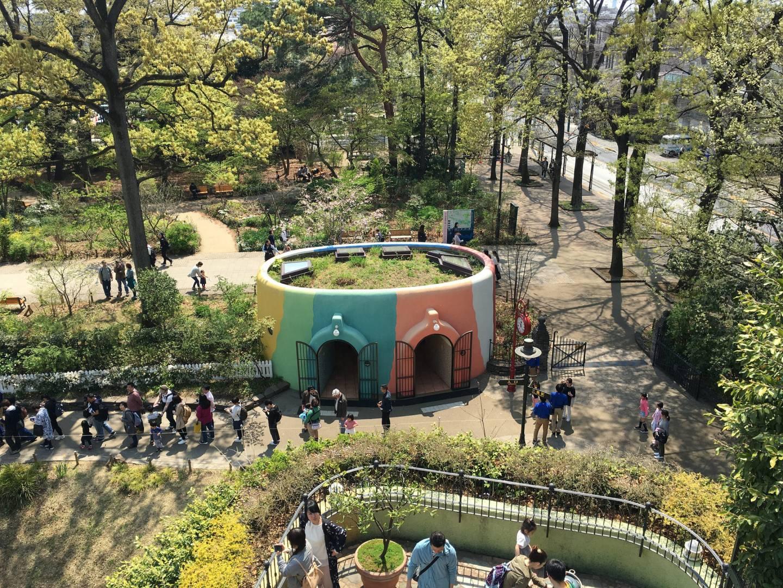 Schlange vor Ghibli Museum