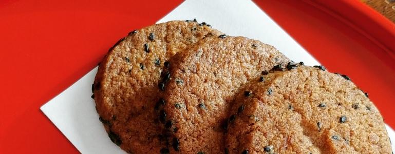 Sesam kekse