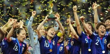 Japan wird Frauenfußball-Weltmeister