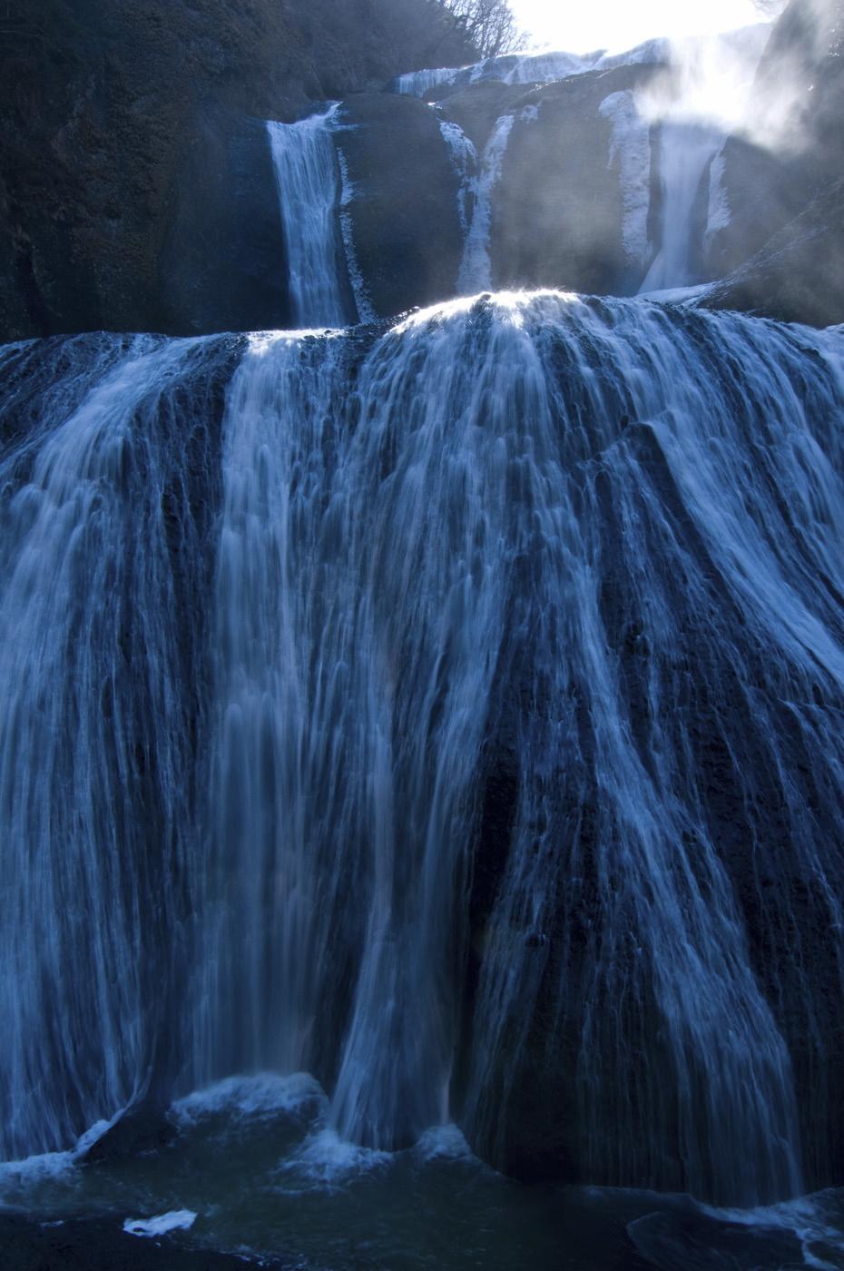 Fukuroda-Wasserfall