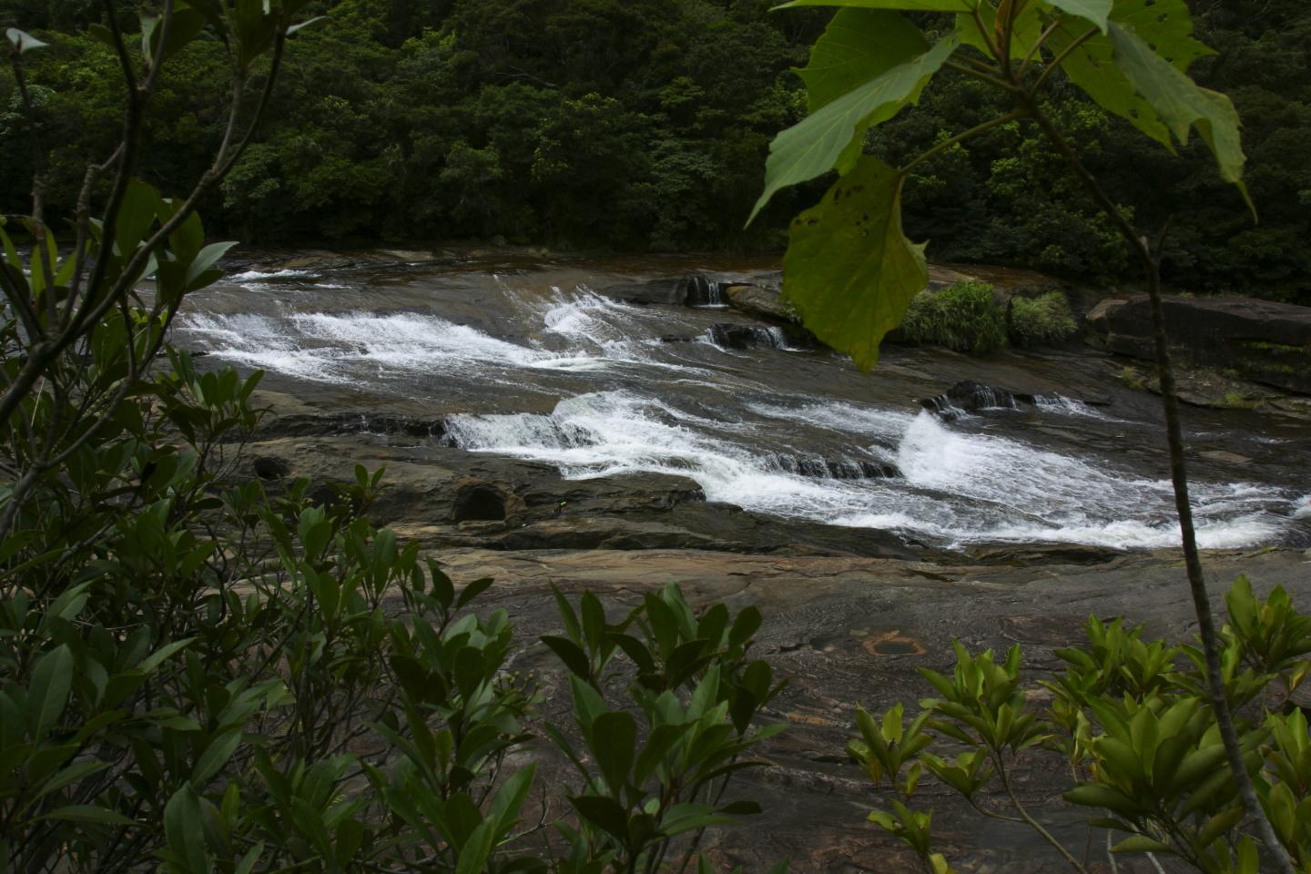 Kampirē-Wasserfall