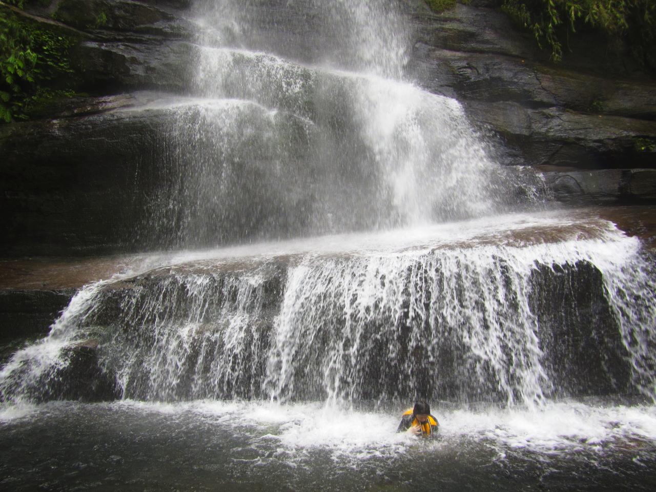 Nāra-Wasserfall