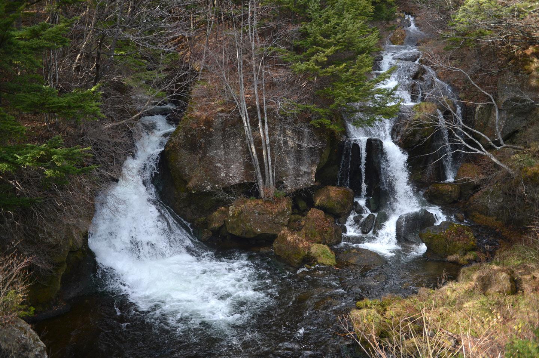 Ryūzu-Wasserfall