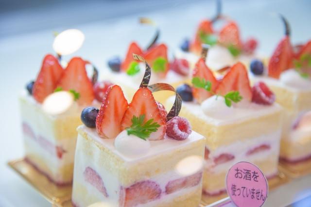 Shoto keki: Japanischer Short Cake.