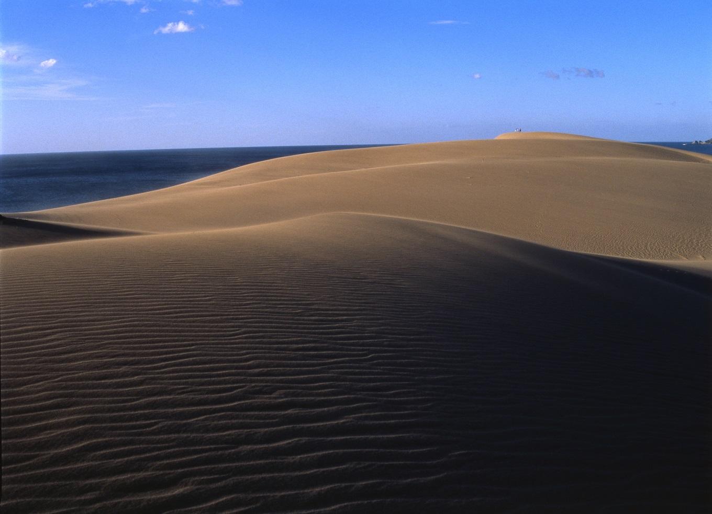 Sanddünen in Tottori