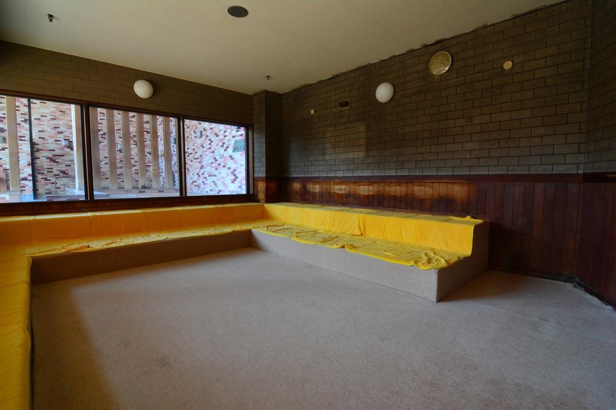 Sauna im Nishiwaki Health Land