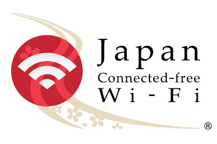 Logo der App Japan Connected-free Wi-Fi