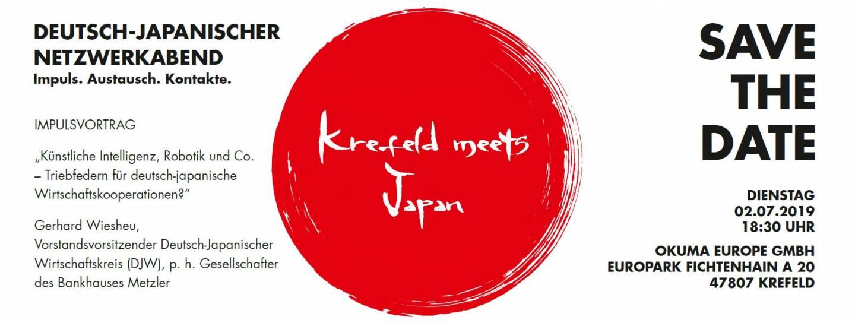 krefeld meets japan flyer