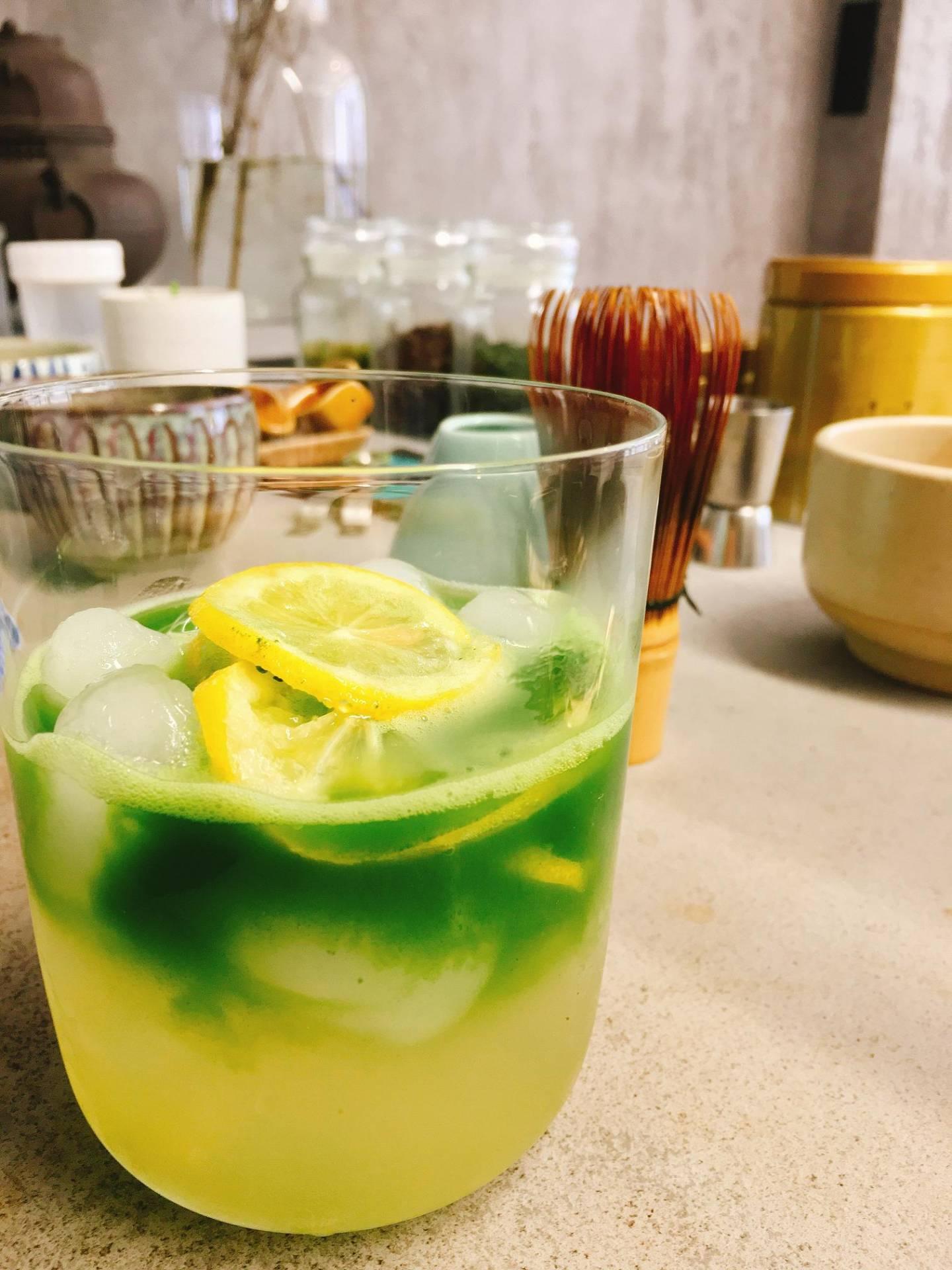 Matcha Limonade
