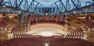 Saal der Kölner Philharmonie