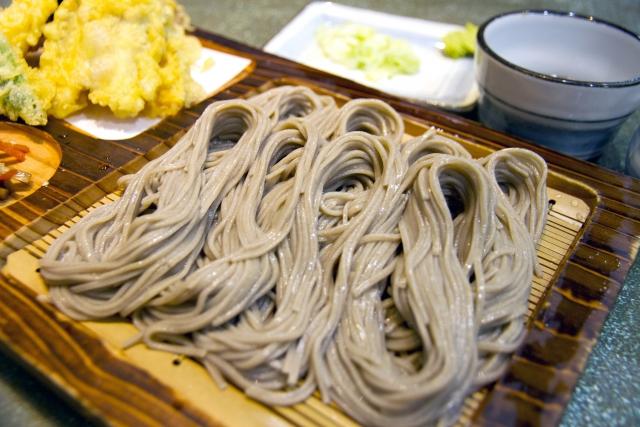 Shinsoba: Sobanudeln aus frisch geerntetem Buchweizen
