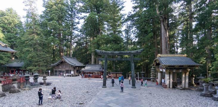 Tōshō-gū in Nikkō