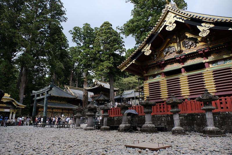 Nikkō Tōshō-gū-Schrein