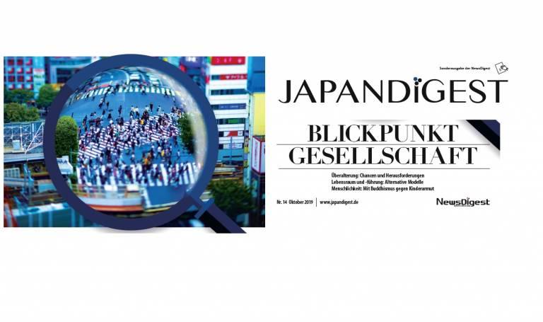Collage Magazincover JAPANDIGEST Oktober 2019