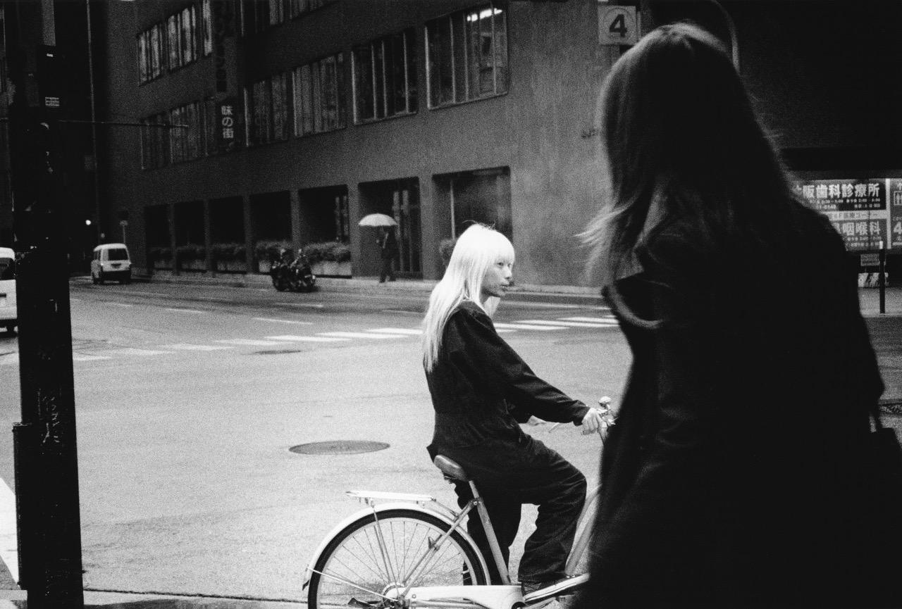 Blonder Engel, von Oliver Sieber
