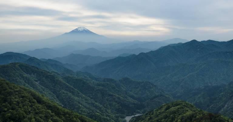 Fujisan Landschaft