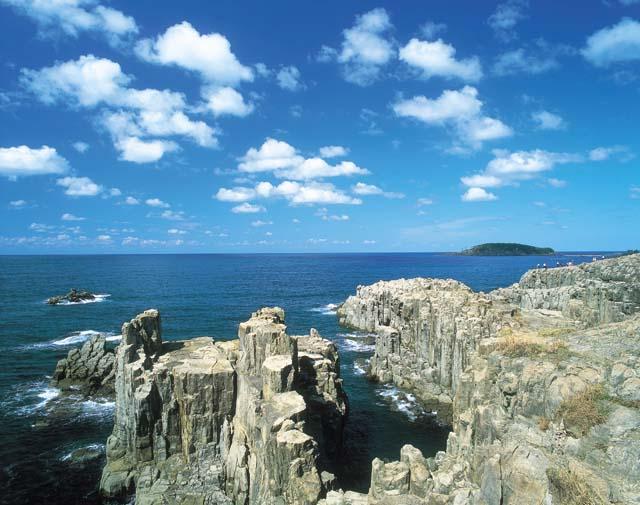 Klippen von Tojimbo
