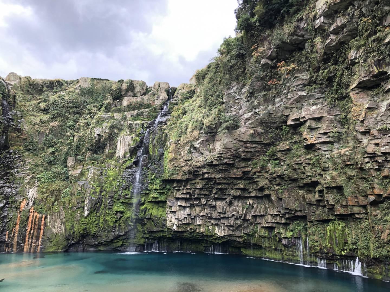 Ogawa-Wasserfall