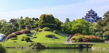 Okayama Kōrakuen Garden