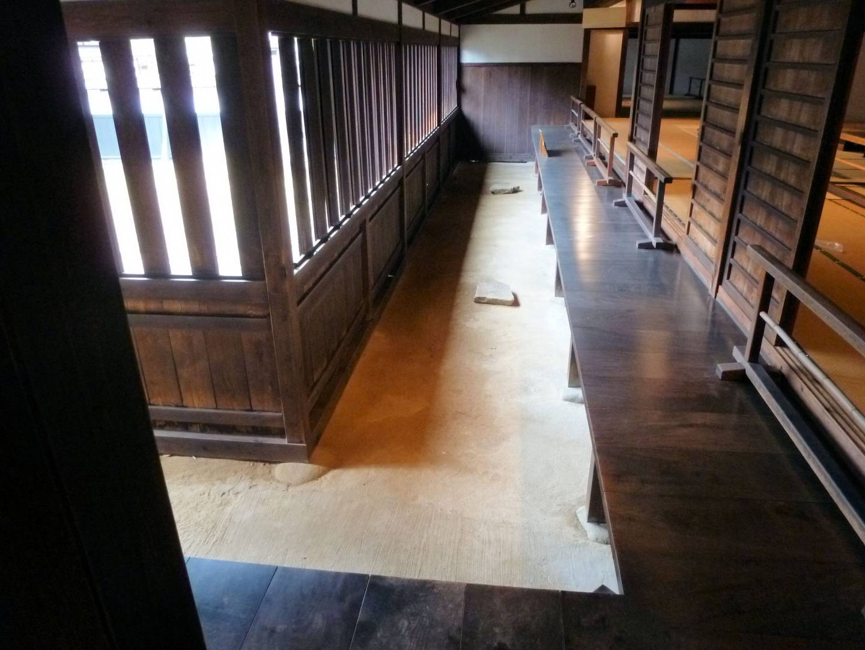 Zivilgericht aus der Edozeit im Takayama-Jin-ya
