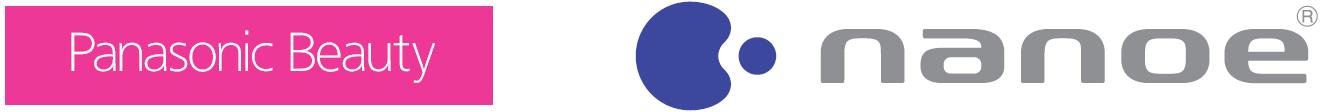 Logo von Panasonic und nanoe™
