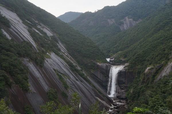 Wasserfall auf Yakushima
