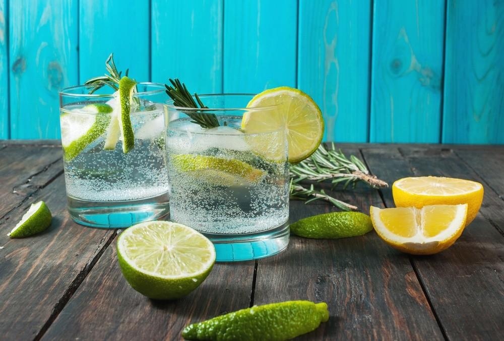 Gin-Gläser