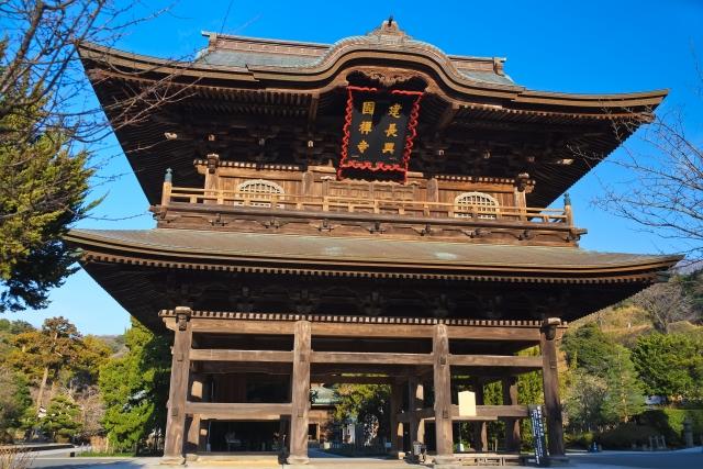 Buddhistischer Tempel Kenchôji in Kamakura