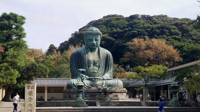 Daibutsu von Kamakura