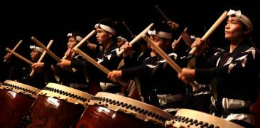 KOKUBU – The Drums of Japan